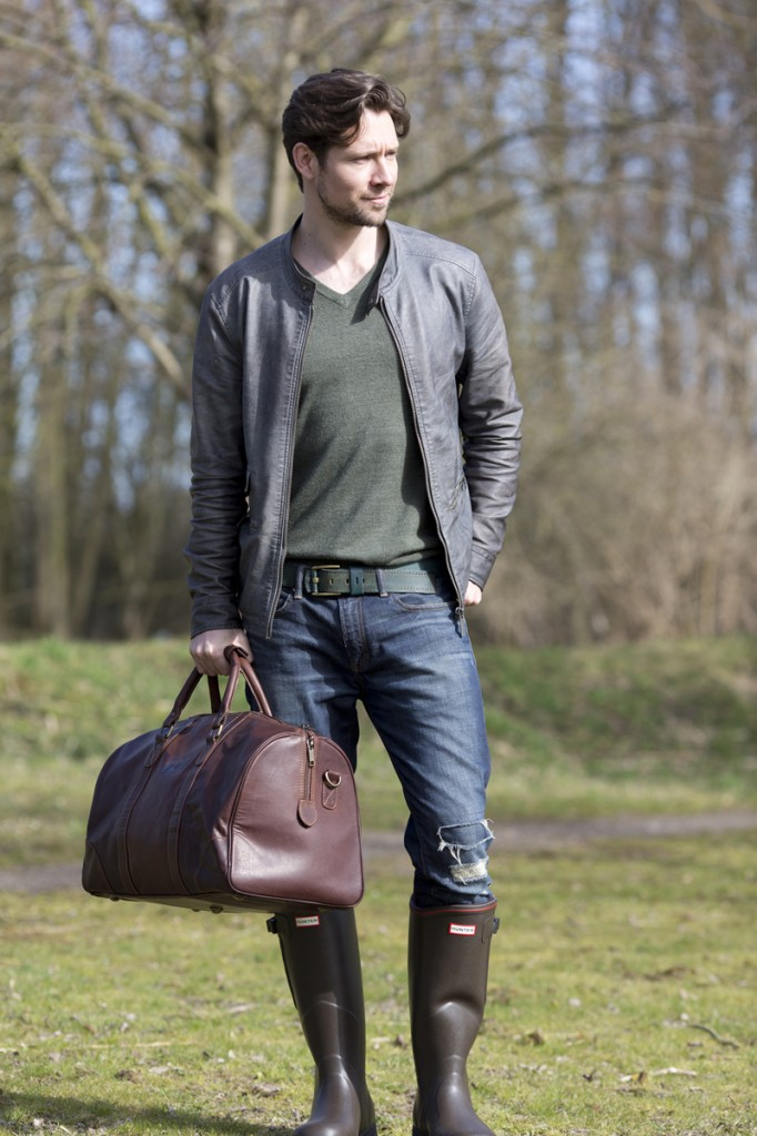 In the Media with Tom Coulson Wombat Leather