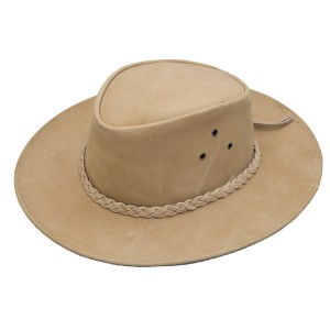 Perfect summer hats Wombat Leather