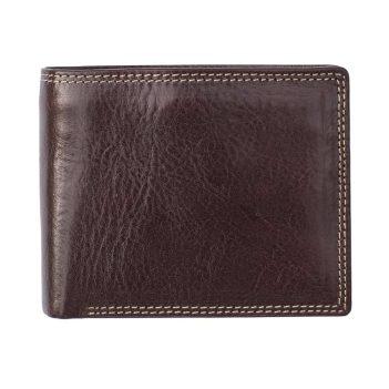 11Wombat Artisan Mens Luxury Italian Vegetable Tanned Leather Wallet 6156