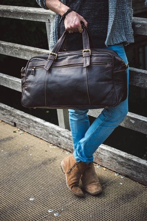 Travel Bags and Accessories for The Perfect Hiking Holiday Wombat Leather
