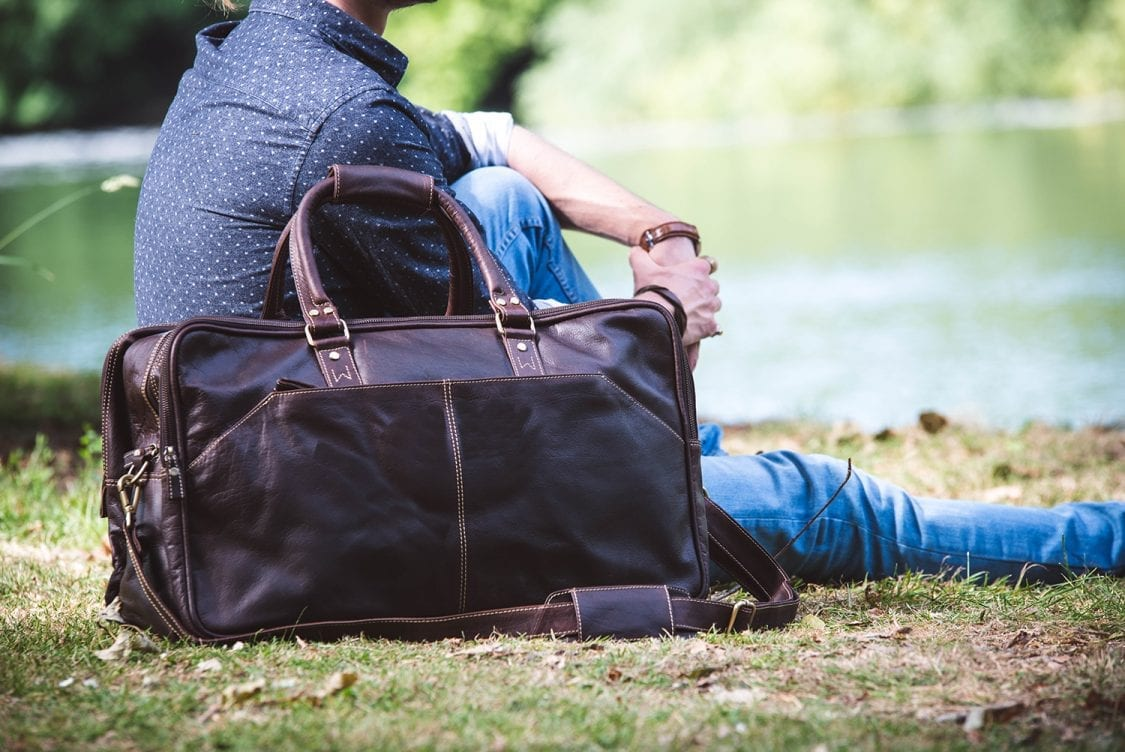 Why Leather is the Right Choice for Overnight Bags Wombat Leather