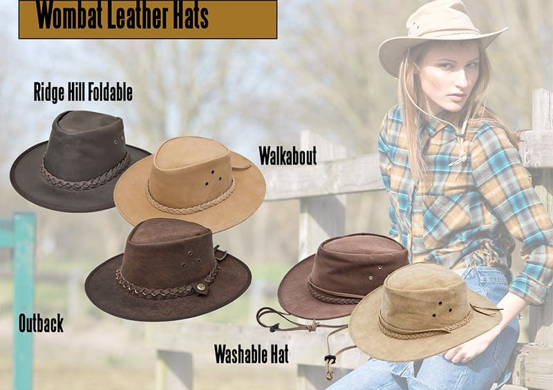 3 Reasons Leather Hats Should Grace Any Wardrobe Wombat Leather