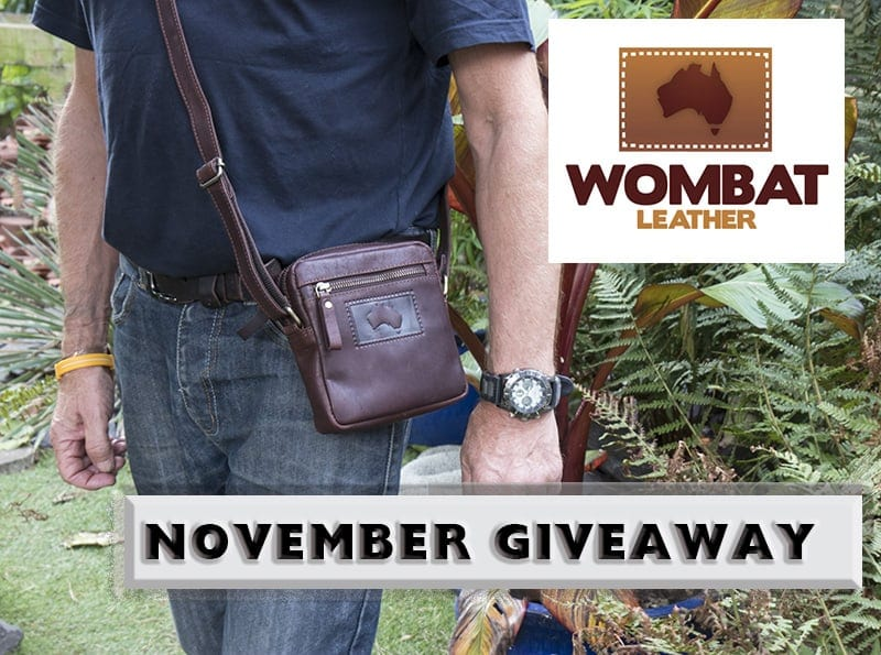 Competition Wombat Leather