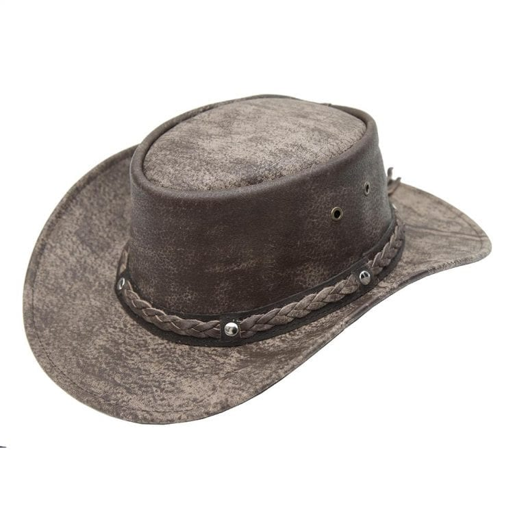 Wombat New Leather Hat Arrivals Wombat Leather