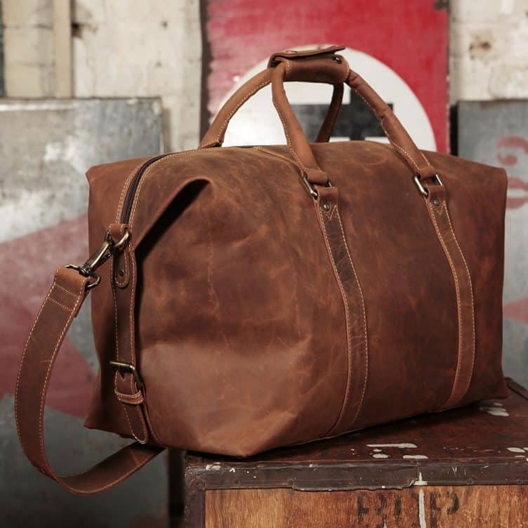 Wombat Urban Range Wombat Leather